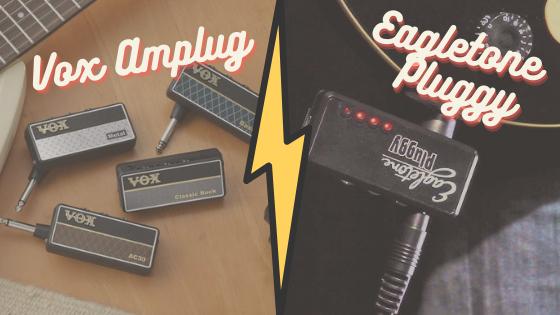 Eagletone Pluggy ou Vox amPlug