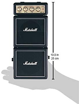 Mini ampli guitare électrique : le fameux Marshall MS 4