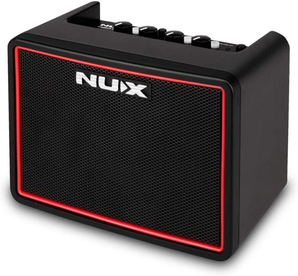 Nux Mighty Lite BT : mini ampli guitare bluetooth