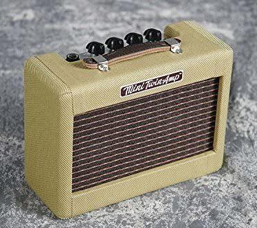 Meilleur mini ampli : le Fender Twin 57 mini amp